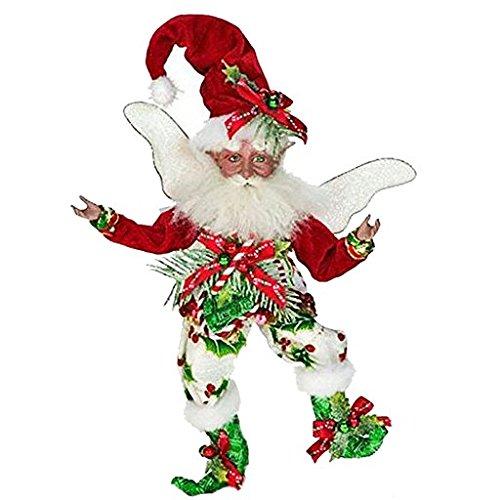 Mark Roberts Candy Cane Holly Fairy – Christmas Decoration – Mark Roberts Fairy