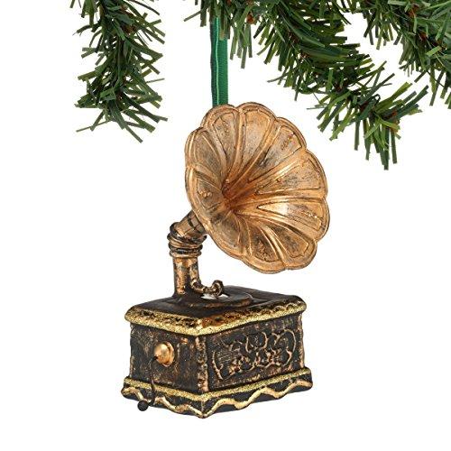 Department 56 Gallery Gramophone Ornament