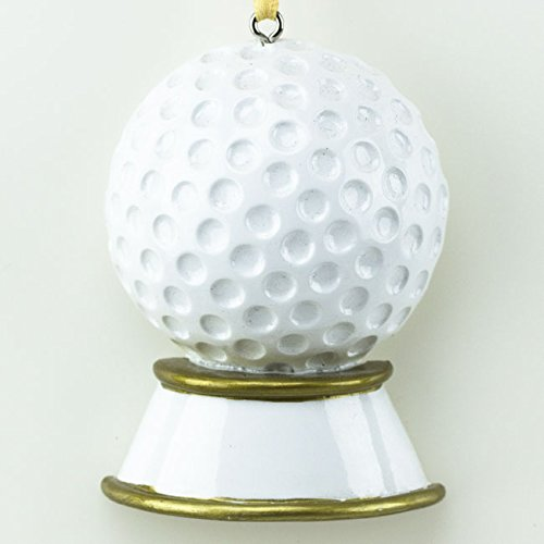Personalized Golf Trophy Ornament