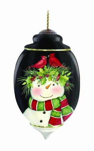 Ne'Qwa Frosty's Friends Ornament