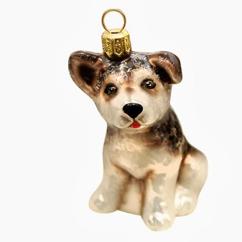 Ornaments to Remember: ALASKAN MALAMUTE Christmas Ornament