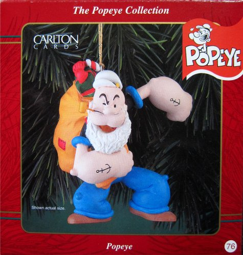The Popeye Collection – Popeye – Carlton Cards