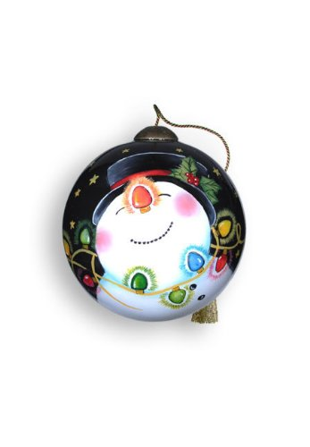 Ne'qwa Art D-Light-Ful Susan Winget Christmas Ornament