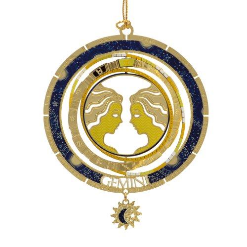 ChemArt Gemini Ornament