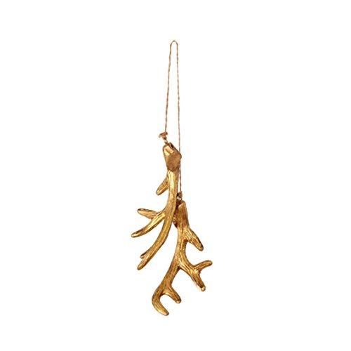 Resin Antler Ornament (6-Pack)