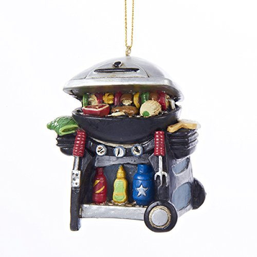 Kurt Adler Grill Hanging Ornament