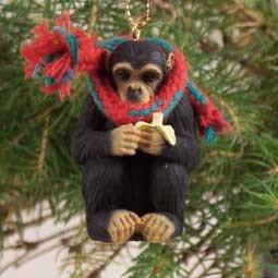 Conversation Concepts Chimpanzee Original Ornament