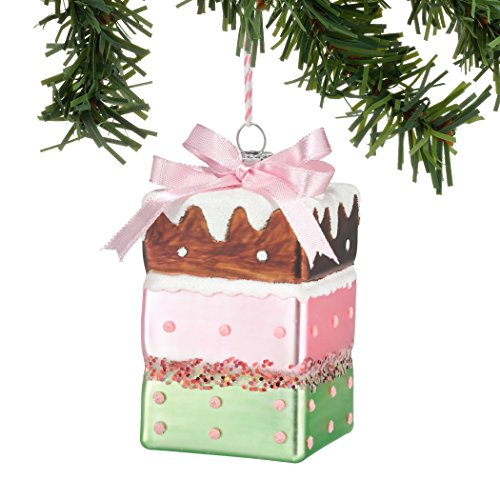 department 56 gallery cake ornament