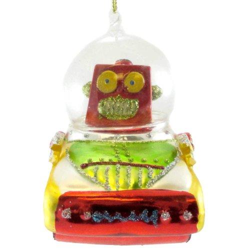 Holiday Ornament SPACESHIP ORNAMENT TT0249 PATROL Space Patrol Christmas New
