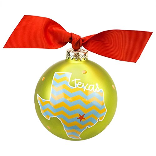 Texas In A Colorful State Ornament
