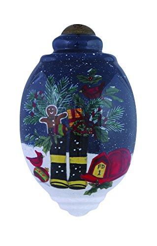 Ne'Qwa Fireman's Boots Ornament