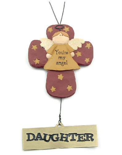 You are My Angel – Daughter Ornament