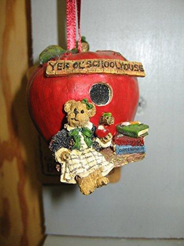 Miss Wise… School Days Mini Birdhouse Teacher Ornament