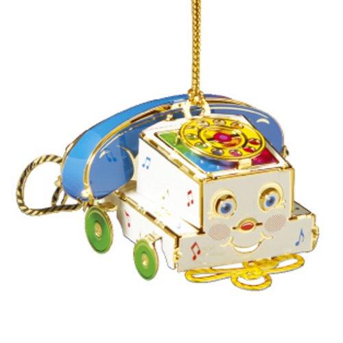 Baldlwin Play Telephone Ornament