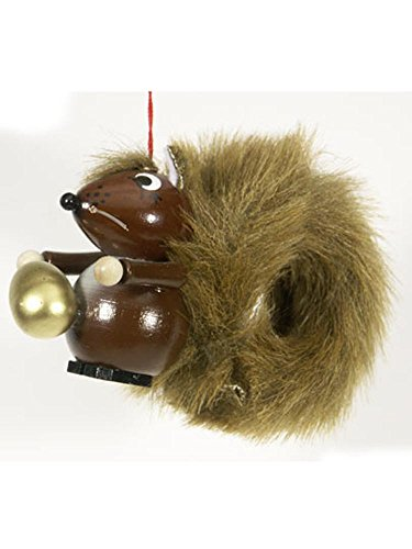 'Squirrel' Wooden Ornament Christian Steinbach