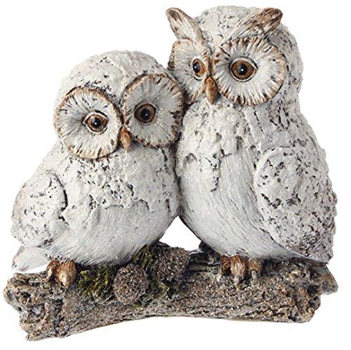 RAZ Imports – 6.5″ Owls On Branch