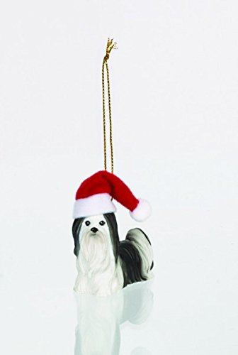 Ganz Dog Ornament, Shih Tzu