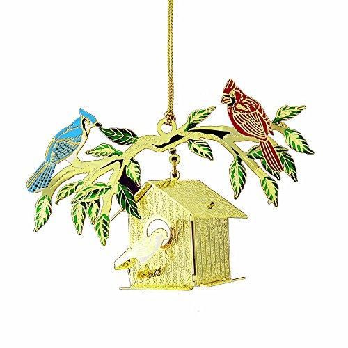 ChemArt Bird House Ornament