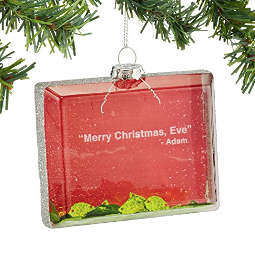 Department 56 Gallery Lure Merry Xmas Eve Ornament