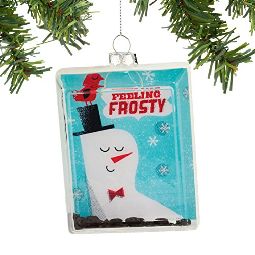 Department 56 Gallery Lure Feeling Frosty Ornament