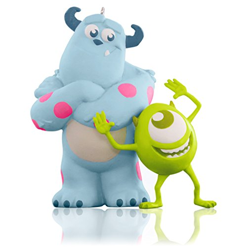 Hallmark Keepsake Ornament: Disney/Pixar Monsters Inc. Little Monsters Mike Wazowski and Sulley