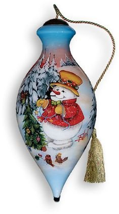 Holiday Helpers – Ne'Qwa Ornament 158- SN-ED