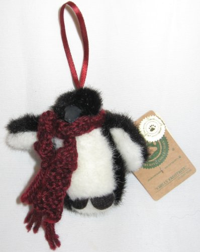 Boyds Bears Chilly Frostbite 4 In. Ornament