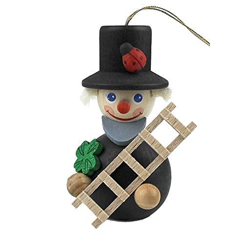 Richard Glaesser Mini Lucky Chimney Sweep Ornament
