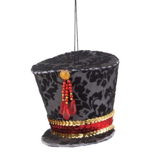 Midwest CBK Felt Nutcracker Hat Christmas Ornament