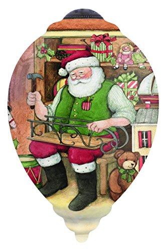 Ne'Qwa Santa's Toy Shop Ornament