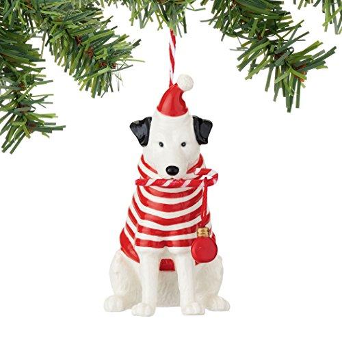 Department 56 Fetch The Spirit Merry Mutt Ornament