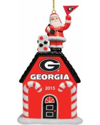 The 2015 Georgia Bulldogs Ornament
