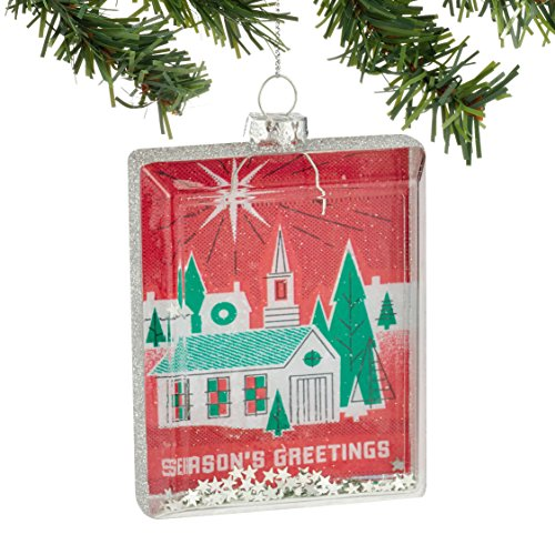 Department 56 Gallery Lure Church Ornament