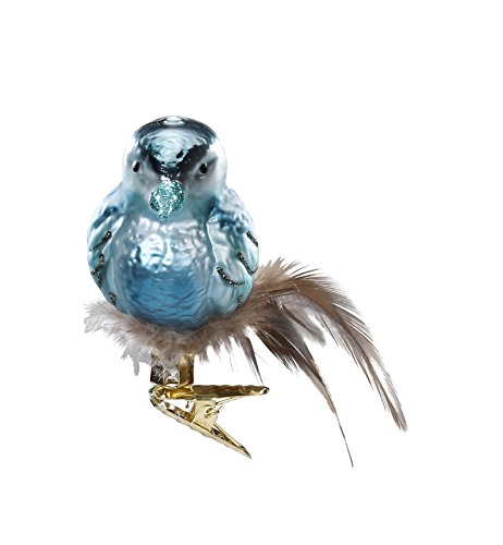 Dennis, #1-217-15, from the 2015 Bird Haus Collection by Inge-Glas Manufaktur; Gift Box Included