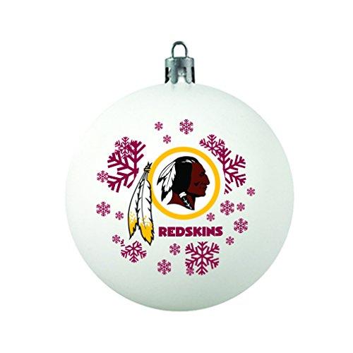 NFL Washington Redskins Shatterproof Ball Ornament
