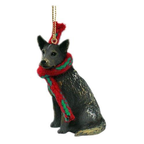 Australian Cattle Dog Miniature Ornament – Blue