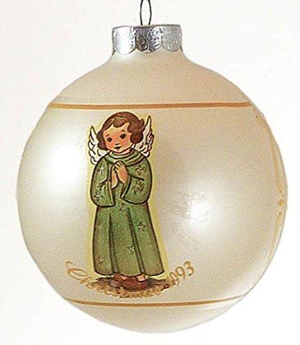 "Schmid 1993 Lowell Davis Ornament ""Silent Wonder""inspired By Berta Hummel"