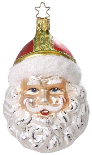 Santa Santa Claus, #1-053-12, by Inge-Glas of Germany