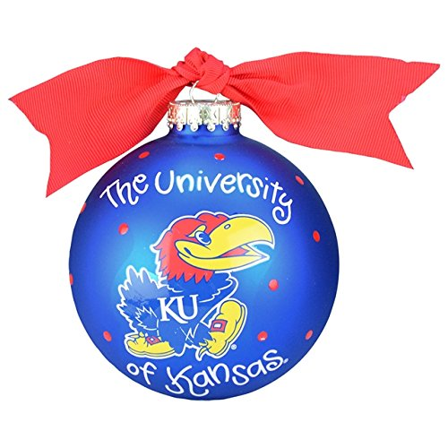 KU Logo Ornament