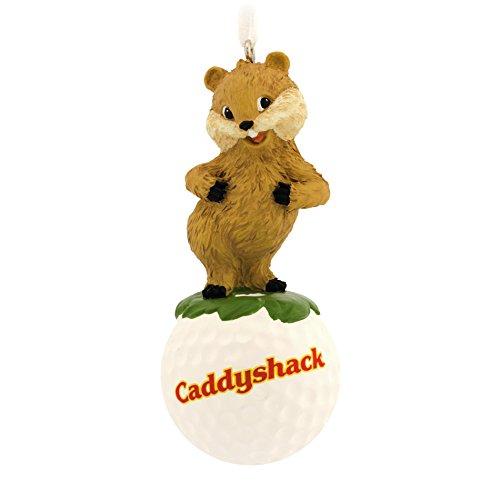 Hallmark Caddyshack Christmas Ornament