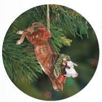 Breyer 60143 Hammer 2005 Holiday Ornament