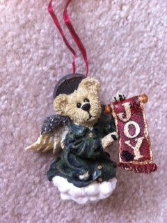 Serena… Joy Angel Boyds Ornament 25711