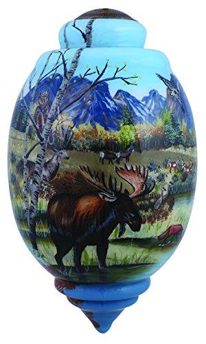 Ne'Qwa Ltd Ed North American Wildlife Ornament