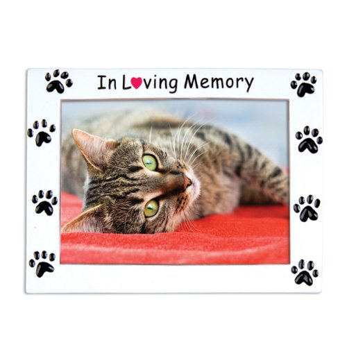 In Loving Memory Pet Picture Frame Ornament