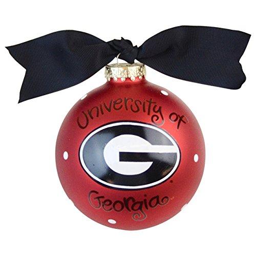 Georgia Logo Ornament