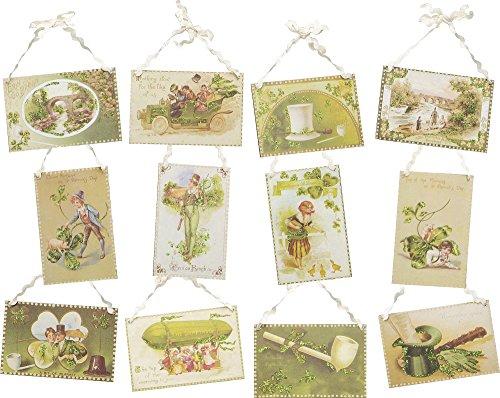 Postcard Hanging Ornament – Irish Theme