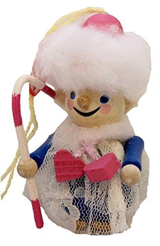 Retired Steinbach Nutcracker Suite Sugar Plum Fairy German Wooden Christmas Ornament