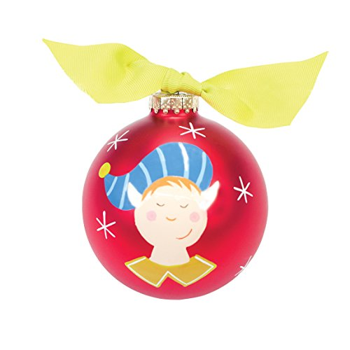 Coton Colors Christmas Ornament – Elf Face Boy