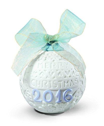 Lladro 2016 Annual Christmas Ball Ornament #18411