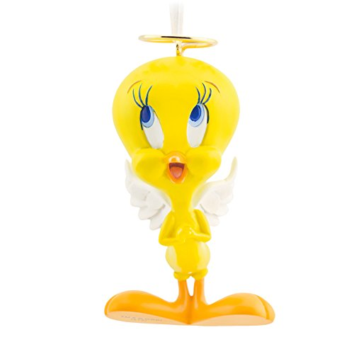 Hallmark Looney Tunes Tweety Bird Angel Christmas Ornament